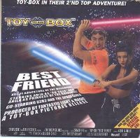 Cover Toy-Box - Best Friend