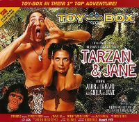 Cover Toy-Box - Tarzan & Jane