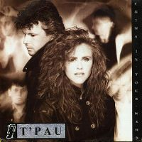 Cover T'Pau - China In Your Hand