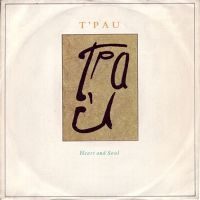Cover T'Pau - Heart And Soul