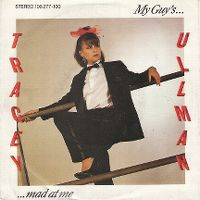 Cover Tracey Ullman - My Guy's... ...Mad At Me
