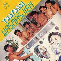 Cover Trafassi - Wasmasjien