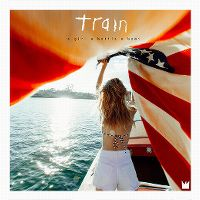 Cover Train - A Girl A Bottle A Boat