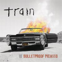 Cover Train - Bulletproof Picasso