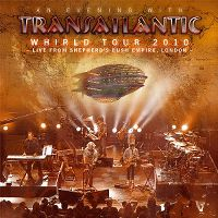 Cover TransAtlantic - An Evening With Transatlantic - Whirld Tour 2010
