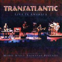 Cover TransAtlantic - Live In America