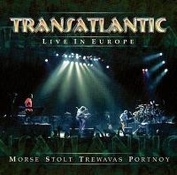 Cover TransAtlantic - Live In Europe