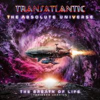 Cover TransAtlantic - The Absolute Universe - The Breath Of Life