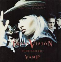 Cover Transvision Vamp - If Looks Could Kill