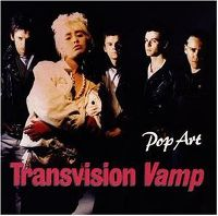 Cover Transvision Vamp - Pop Art