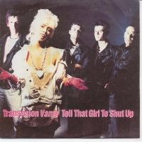 Cover Transvision Vamp - Tell That Girl To Shut Up