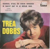 Cover Trea Dobbs - Marmer, staal en steen vergaan