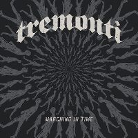 Cover Tremonti - Marching In Time