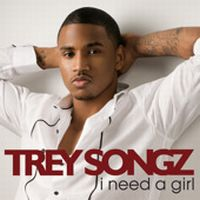 Cover Trey Songz - I Need A Girl