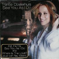 Cover Trijntje Oosterhuis - See You As I Do