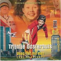 Cover Trijntje Oosterhuis - Vlieg met me mee (het avontuur)