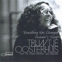 Cover Trijntje Oosterhuis feat. The Clayton-Hamilton Jazz Orchestra - Everything Has Changed (Imaani's Song)