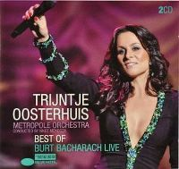 Cover Trijntje Oosterhuis & Metropole Orchestra - Best Of Burt Bacharach Live