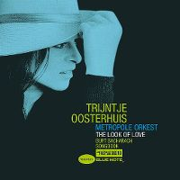 Cover Trijntje Oosterhuis & Metropole Orchestra - The Look Of Love - Burt Bacharach Songbook