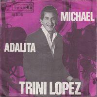 Cover Trini Lopez - Adalita