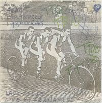 Cover Trio - Anna - Lassmichrein lassmichraus