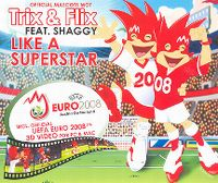 Cover Trix & Flix feat. Shaggy - Like A Superstar