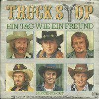 Cover Truck Stop - Ein Tag wie ein Freund
