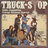 Cover Truck Stop - Hello Josephine