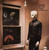 Cover Tubeway Army - Down In The Park