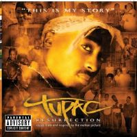 Cover Tupac - Resurrection
