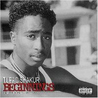 Cover Tupac Shakur - Beginnings - The Lost Tapes: 1988-1991