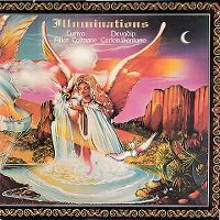 Cover Turiya Alice Coltrane / Devadip Carlos Santana - Illuminations