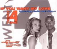 Cover Twenty 4 Seven feat. Stay-C and Stella - If You Want My Love