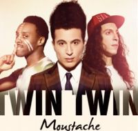Cover Twin Twin - Moustache