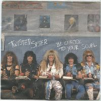 Cover Twisted Sister - Be Chrool To Your Scuel