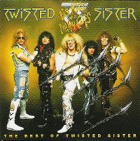 Cover Twisted Sister - Big Hits And Nasty Cuts - The Best Of Twisted Sister