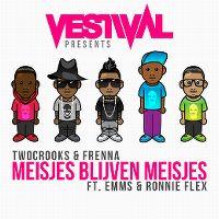 Cover Twocrooks & Frenna feat. Emms & Ronnie Flex - Meisjes blijven meisjes
