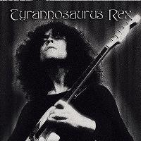 Cover Tyrannosaurus Rex - A Crown Of Dark Swansdown