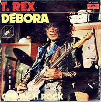 Cover Tyrannosaurus Rex - Debora