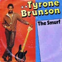 Cover Tyrone Brunson - The Smurf