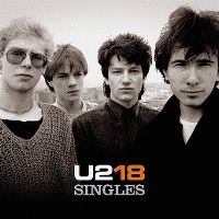 Cover U2 - 18 Singles