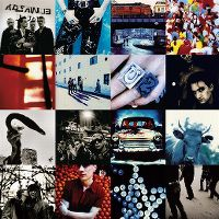 Cover U2 - Achtung Baby