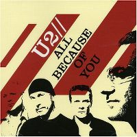 Cover U2 - All Because Of You