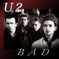 Cover U2 - Bad