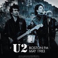 Cover U2 - Boston FM May 1983