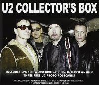 Cover U2 - Collector's Box