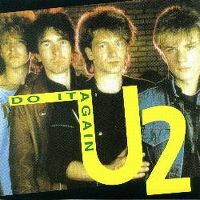 Cover U2 - Do It Again