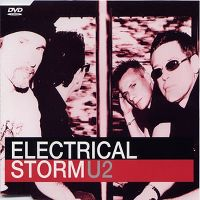 Cover U2 - Electrical Storm