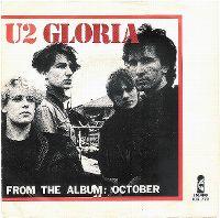 Cover U2 - Gloria