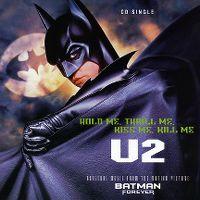 Cover U2 - Hold Me, Thrill Me, Kiss Me, Kill Me